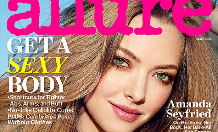 Amanda Seyfried in Allure: Gorgeous, Indifferent About Chest Size