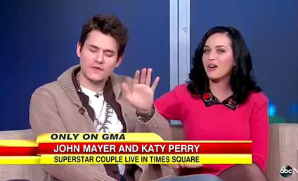 Katy Perry and John Mayer: It's Over! Again!