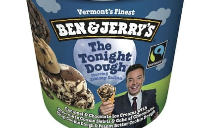 Ben & Jerry's Presents Jimmy Fallon-Inspired Ice Cream Flavor