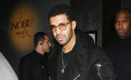 Drake, Glasses