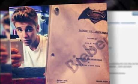 Justin Bieber to Play Robin in Man of Steel Sequel?