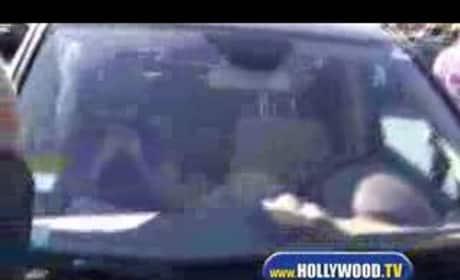 Adnan, Britney Berate Paparazzi