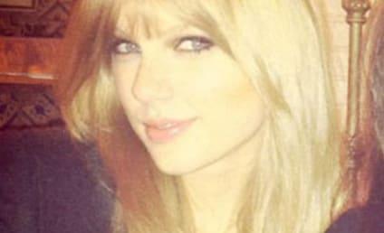 Taylor Swift Gets a Haircut!