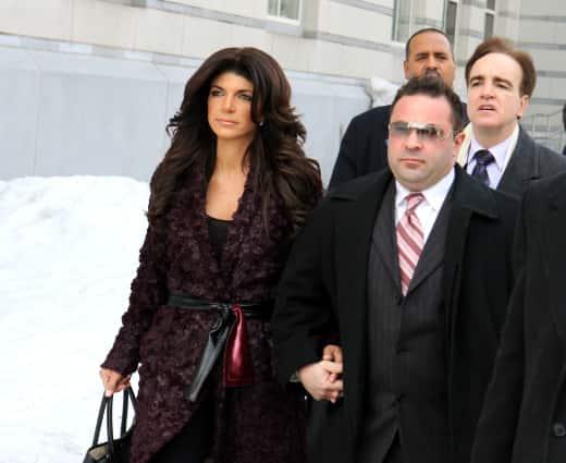 Teresa and Joe Giudice Head to Court