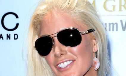 Heidi Montag Looks Gaunt, Claims to Work Out 14 Hours a Day