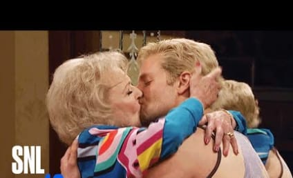Betty White and Bradley Cooper Makeout on SNL 40: Hilarious or Horrific?