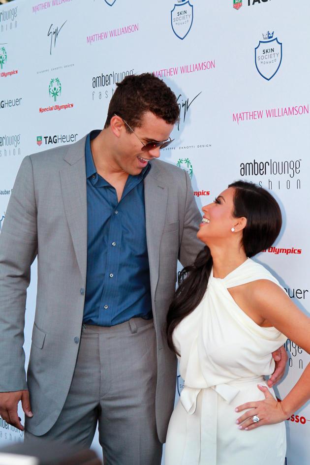 Klassic Kris Humphries and Kim Kardashian