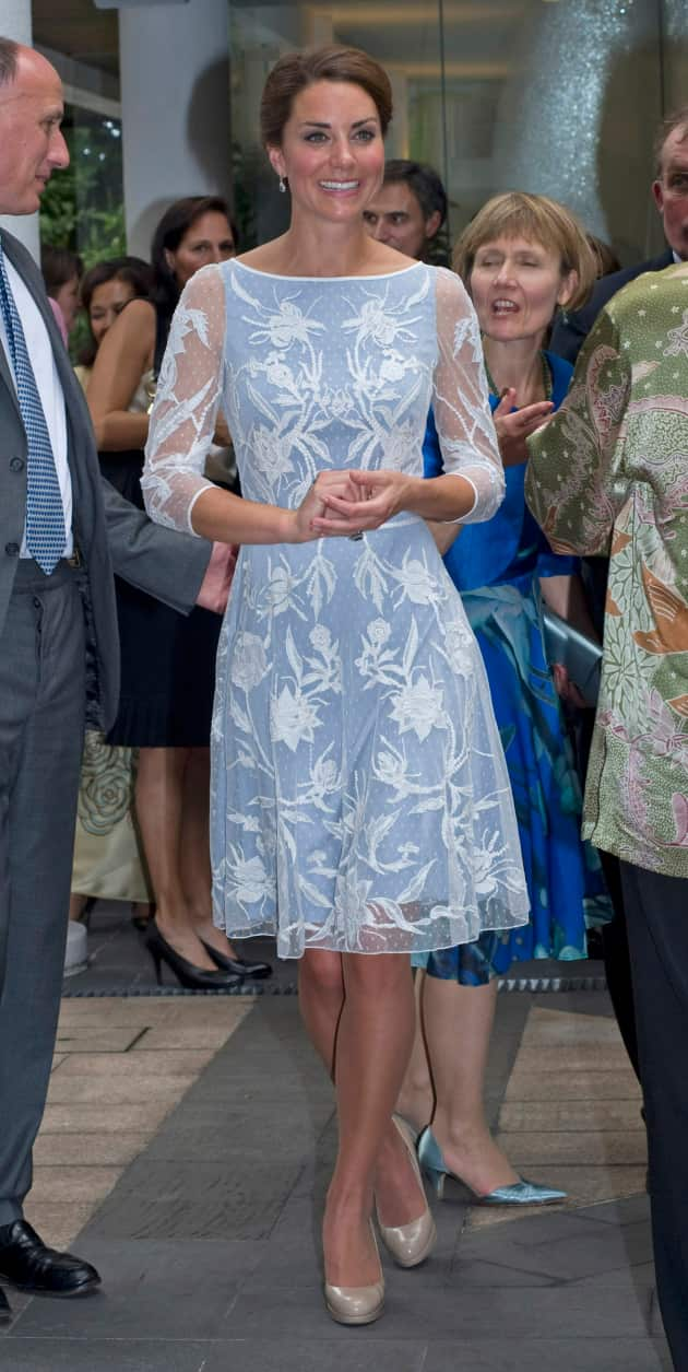 Kate Middleton Dressed