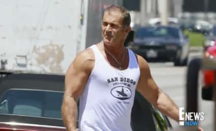Mel Gibson: JACKED UP For The Expendables 3!