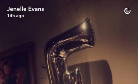 Jenelle Evans Baby Shower Decorations