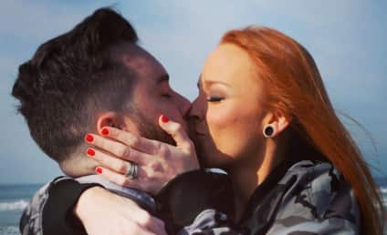 Maci Bookout: Engaged To Taylor McKinney!!!