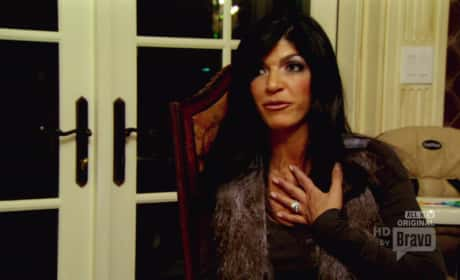Did Teresa Giudice utter an anti-semitic remark on The Real Housewives of New Jersey?