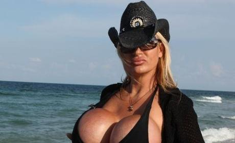 Extreme Human Barbie Lacey Wildd Exposed
