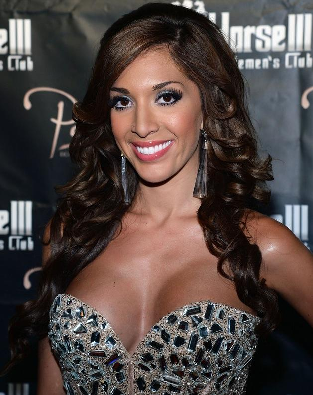 Farrah abraham looks fake