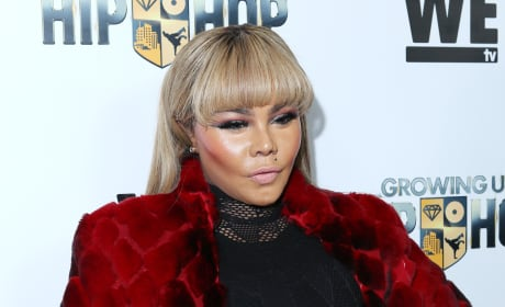 Lil Kim: 'Growing Up Hip Hop' premiere party