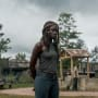 Michonne Reasons With Maggie