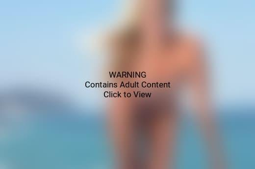 Heather Morris Bikini Picture