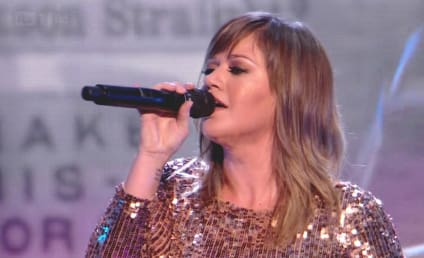 Kelly Clarkson Talks About Mouth Herpes, David Hodges