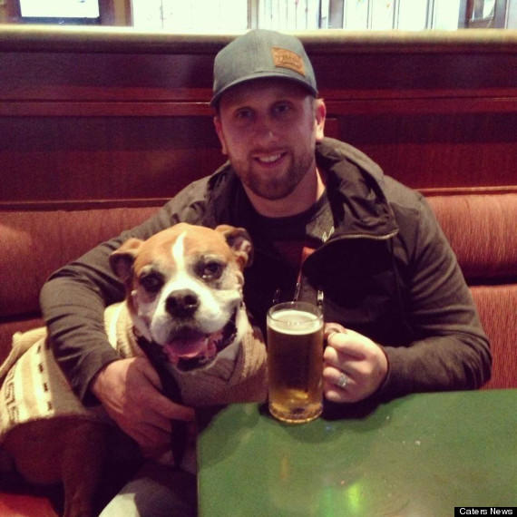 Drinks with a Dog