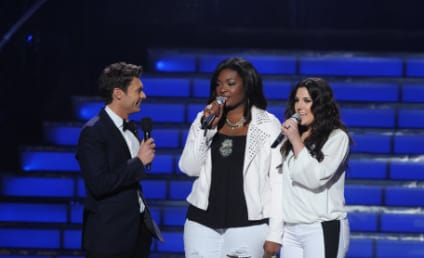Kree Harrison: So Happy for Candice Glover!