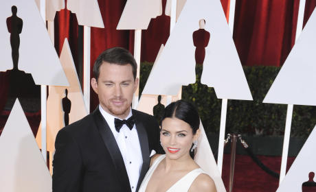 Jenna Dewan Tatum and Channing Tatum