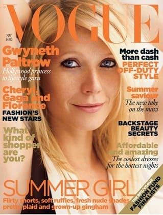 British Vogue Cover