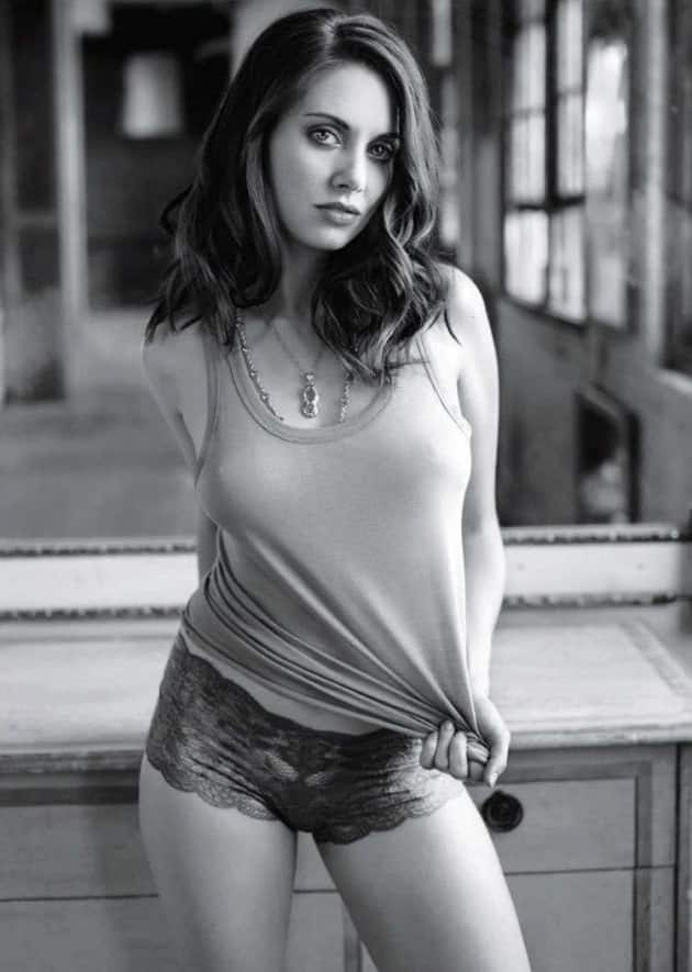 Hot Alison Brie