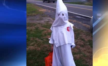 Mother Defends Child's KKK Costume: It's Family Tradition!