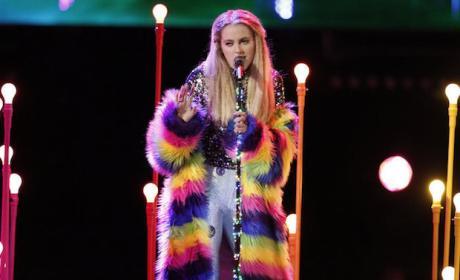 Voice Top 11 Performance