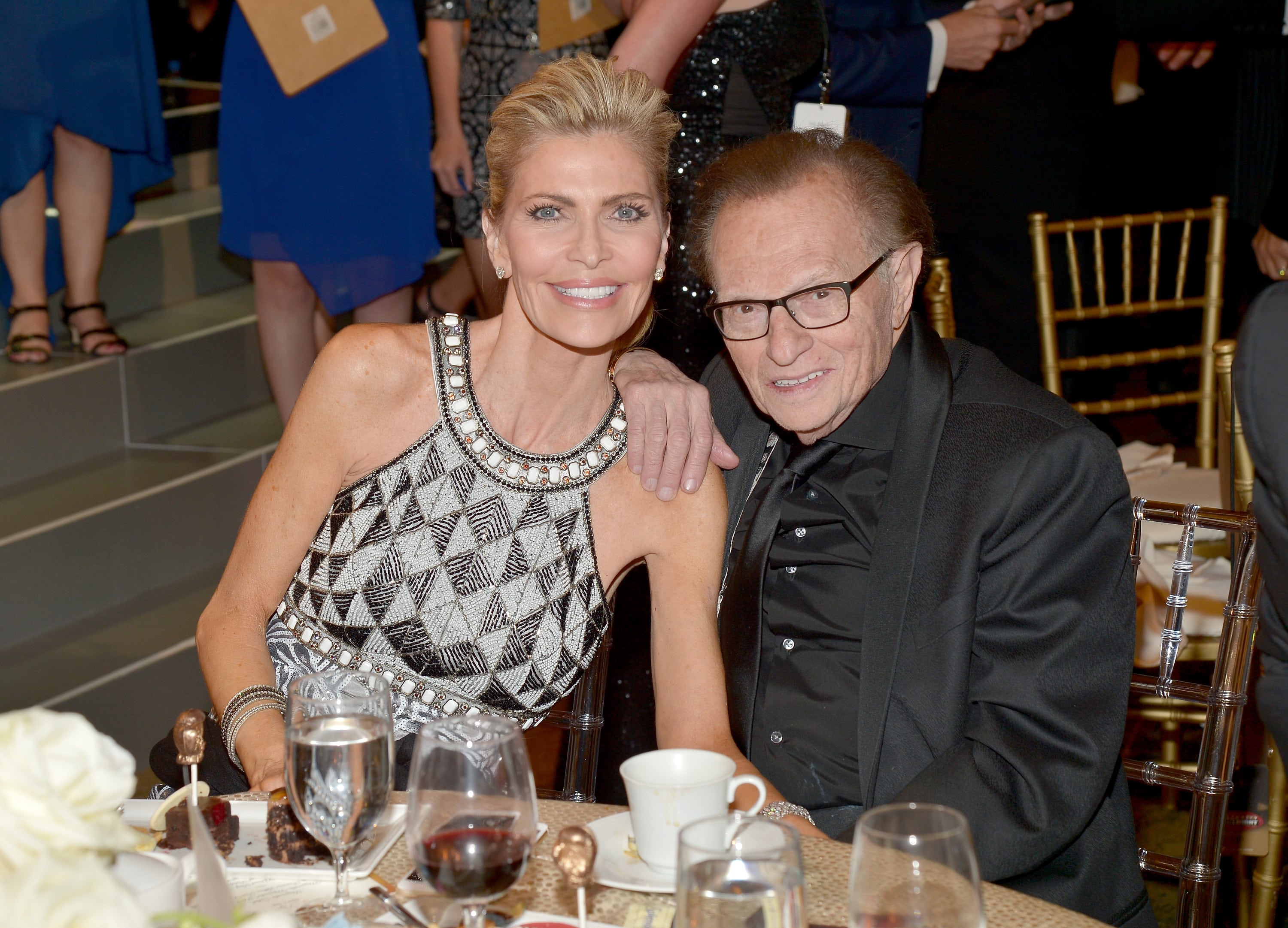 Larry King The Hollywood Gossip