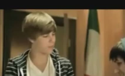 When Jersey Shore Met Justin Bieber...