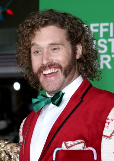 T.J. Miller: Holiday Spirit