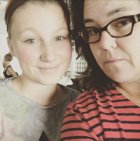 Rosie O'Donnell Accused of Abuse By Estranged Daughter ...