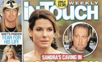 Sandra Bullock: Fooled By Jesse James' Lies?!