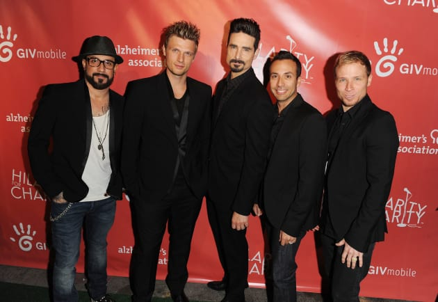 Backstreet Boys Photo