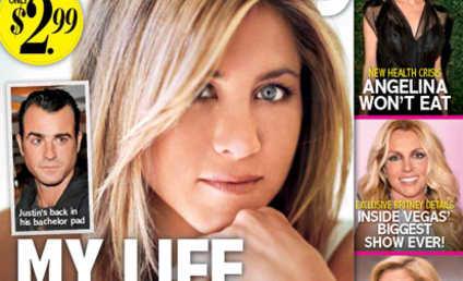 Jennifer Aniston: Life Without Justin Theroux is Like, So Hard!