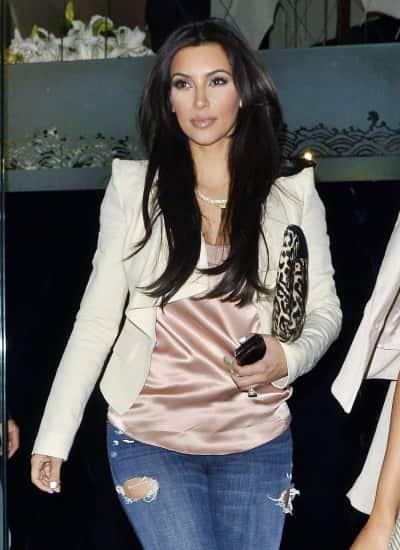 Photograph of Kim Kardashian