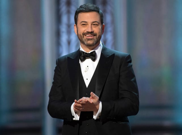 And the Return of Jimmy Kimmel!