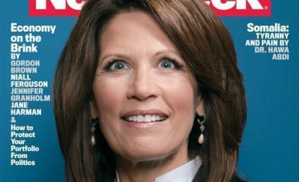 Michele Bachmann Newsweek Cover: Crazy, Biased?