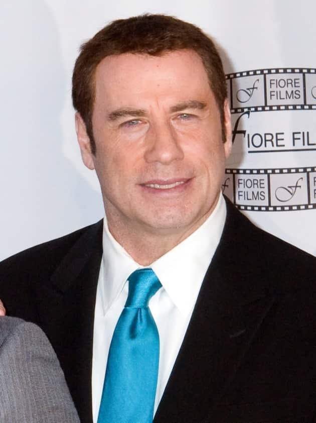 John Travolta Losing His Hair