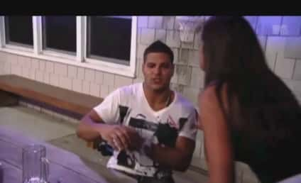 What a Sweetheart: Sammi Giancola Apologizes For Punching Ronnie on Jersey Shore