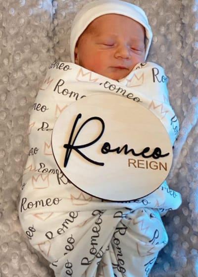 Romeo Reign Sorrentino