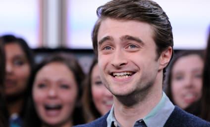 Daniel Radcliffe: Pro Pubic Hair!