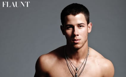 Nick Jonas Flaunts Nearly EVERYthing for Flaunt: See Singer's Happy Trail!