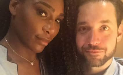 Serena Williams and Alexis Ohanian: Married!