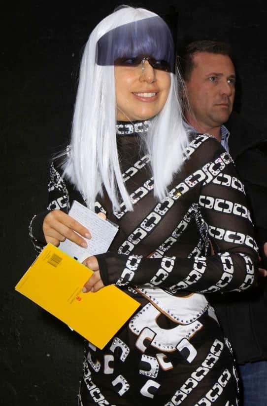 Lady Gaga; Big Bangs