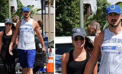 Lea Michele Moves in With Matthew Paetz!