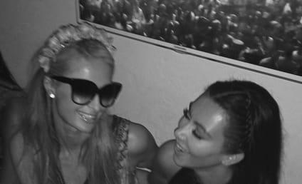 Kim Kardashian Reunites with Paris Hilton in Spain: Like Old Times!