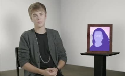 Justin Bieber Addresses Your Dad in New Perfume Ad