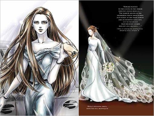 Bella Wedding Dress Pics!